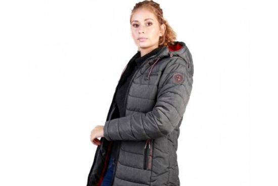 Geographical Norway Jacket For Woman