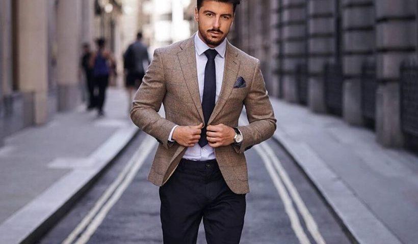 Mohair Suit