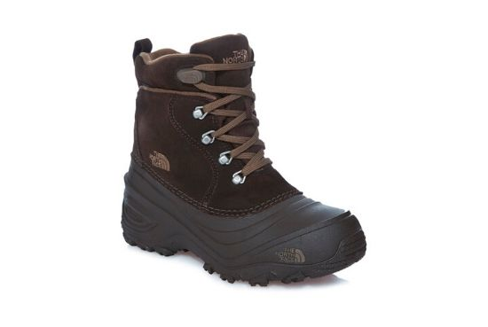 the north face kid boot