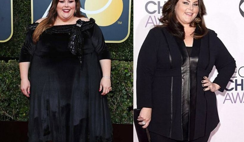 Chrissy Metz weight loss