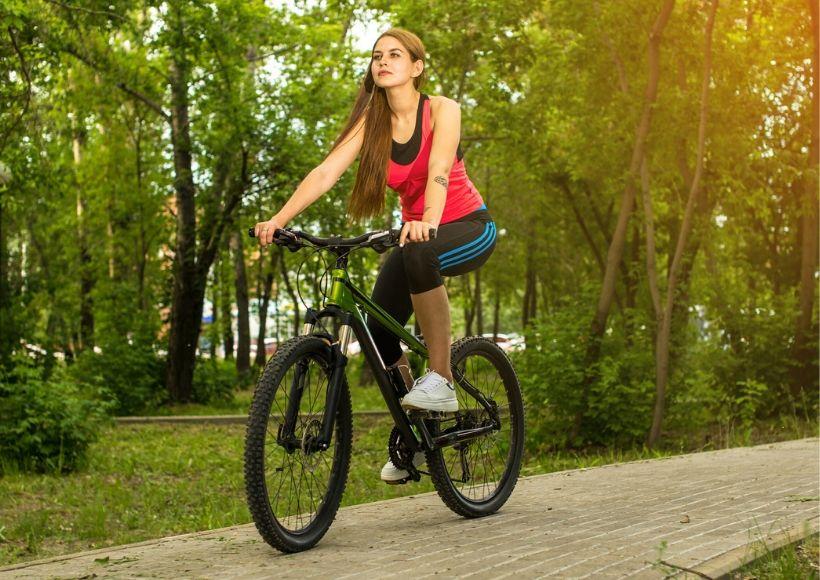 burn fat bicycle