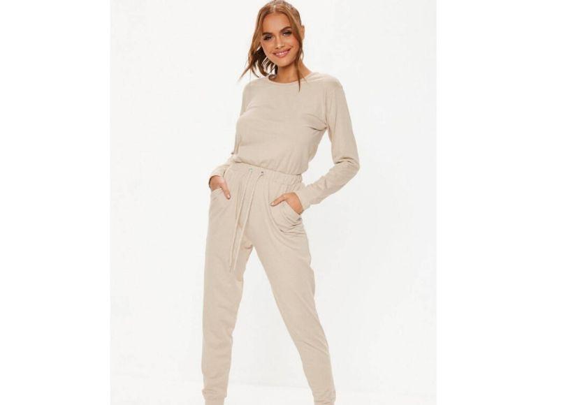 Long Jumpsuit Pyjamas