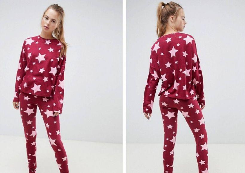 Stars background Pyjamas