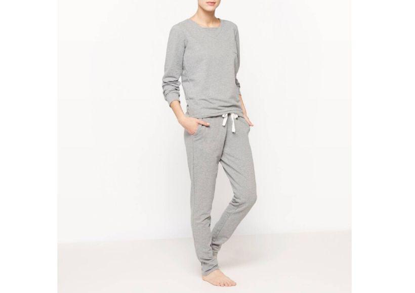 Two-Piece Plush Pyjamas