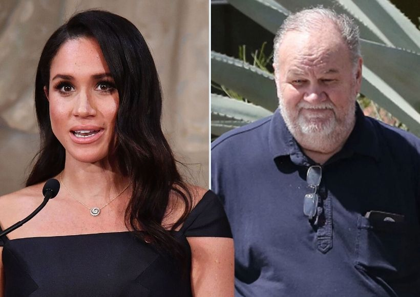 Meghan Fights Against The Press And Her Father