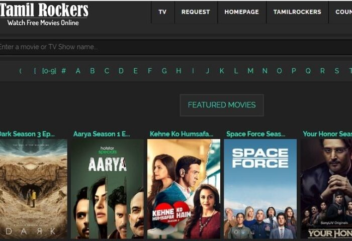 TamilRockers Proxy