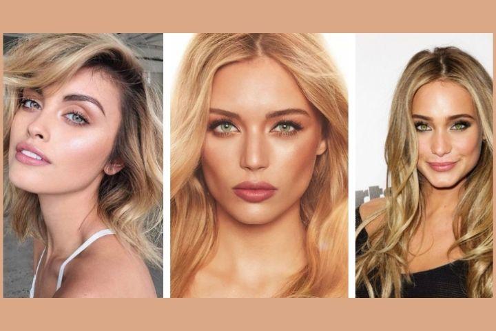 Makeup For Blonde Green Eyes